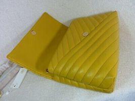 NWT Tory Burch Daylily Kira Chevron Flap Shoulder Bag $528 image 6