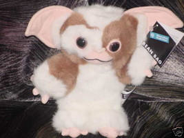 Gizmo Gremlins Bean Bag Mint With Tags Warner Bros 1999 Cute - $24.74