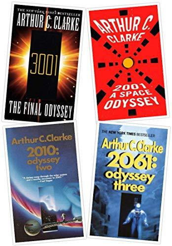 Primary image for The Complete Arthur C. Clarke's Space Odyssey Series Books 1-4 (2001: A Space Od