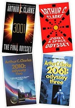 The Complete Arthur C. Clarke's Space Odyssey Series Books 1-4 (2001: A ... - $33.30
