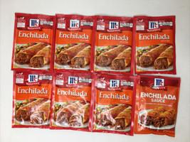 McCormick ENCHILADA Sauce Mix 1.5oz Packets X 8 Exp 2022 - $34.42