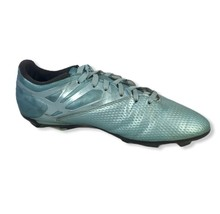 Adidas Mens Messi Blue Size 11 Soccer Cleats Solid Style B26950 15.3 FG - $29.69