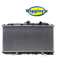 RADIATOR AC3010127 FOR 90 91 92 93 ACURA INTEGRA L4 1.7L 1.8L image 1