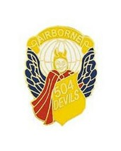 US Army 504th Airborne Infantry Pin - $4.94
