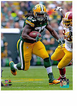 NFL Eddie Lacy Authentic Action 8x10 Color Photo Green Bay Packers - $6.08