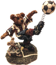 "Boyds Bears, 1998 ROCKY BRUIN ""SCORE"" STYLE 228307 1E FIRST Pristine - $27.97"