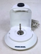 Black & Decker Food Chopper White HC306 Replacement Parts - MOTOR / BASE... - $4.89