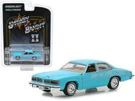 "1977 Pontiac LeMans ""Wedding Car"" Blue ""Smokey and the Bandit II"" (1980) Movie  - $22.16"