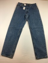 Vtg Levi's 550 Relaxed Fit Tapered Leg Made In The Usa Stained Size 30 X 31 - $24.69
