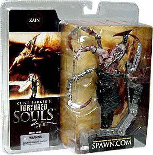 McFarlane Toys Clive Barkers Tortured Souls 2 The Fallen Action Figure Zain