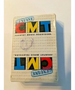 Vintage CMT Genuine Playing Cards - Plastic Coated - GVC - $4.95
