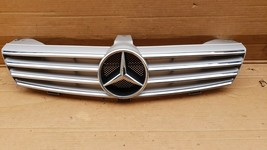 06-08 Mercedes W219 CLS500 CLS550 CLS63 AMG Hood Mtd Radiator Grill Grille Gril image 1