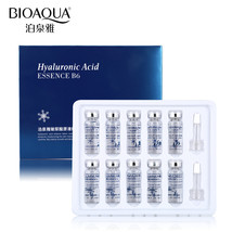 BIOAQUA 10pcs/lot Moisturizing Vitamins Hyaluronic Acid Serum Facial Ski... - $29.60