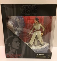 "Star Wars Force Awakens REY STARKILLER BASE Black Series Hasbro 6"" Kmart... - $19.79"