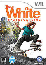 Shaun White Skateboarding (Nintendo Wii, 2010) - $4.45
