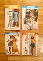 Vintage Sewing Patterns: McCalls, Simplicity, Kwik-Sew, Butterick: 60s and 70s image 7
