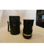 Vivitar Auto 135mm f/2.8. Manual Focus M42 Screw Mount Lens With Case - $170.77