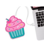 Cupcake Shaped Usb Powered Cup Warmer Insulation Coffee Mats Placemat Cu... - $360,85 MXN