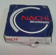 NEW Nachi 6012-2NSE Bearing Japan Ball Bearings