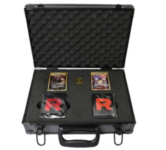 Pokemon Card Team Rocket 20th Anniversary Limited Special Case From Japan F/S - $1,344.42