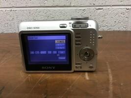OEM Sony Cyber-shot DSC-S700 7.2MP Digital Camera - Silver - $63.58