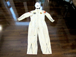 NASA SECURITY PATROL UNITED SPACE ALLIANCE CLEAN ROOM KSC USED SUIT WITH... - $1,187.99