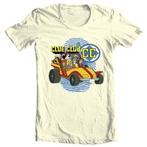 Clue Club T-shirt  Saturday morning cartoons retro 80's cotton tee Fee Shipping image 1