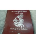 The Offical Birds & Flowers of Fifty States Covers April 14, 1982  - $89.09