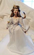 "VINTAGE Avon CINDERELLA/FAIRY TALE  Porcelain Doll 1994 10"" - $7.91"