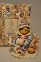 Cherished Teddies - Irmgard 706728 - Your Smile Can Melt Any Heart - Muf... - $17.81