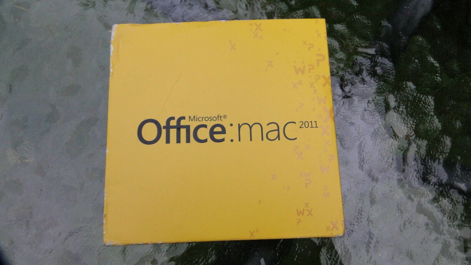 Microsoft Office Mac 2011 Home and Student Russian Version - $36.56