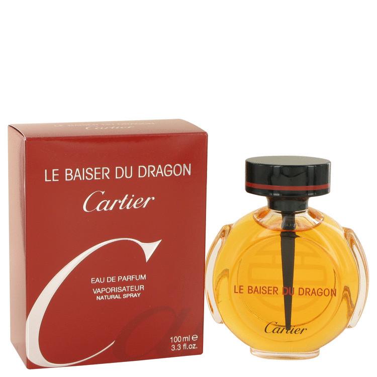 Le Baiser Du Dragon by Cartier Eau De Parfum  3.3 oz, Women