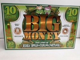 Big Money-The Game of Risky Rolls & Fabulous Fortunes (Brand New Sealed) - $22.76