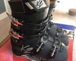 K2 Spyre 110 Women's Ski Boots 24.5 Black Barely Used - €142,67 EUR