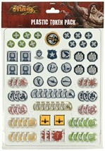 CMON Plastic Token Pack Board Game - $22.52