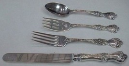 Majestic by Alvin Sterling Silver Regular Size Place Setting(s) 4pc - $195.80