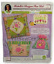 Michelle's Designs Fan Club Coming Up Roses, MD3760 - $56.82