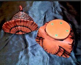 Ceramic Thanksgiving Turkey Decorative Dish with Lid ee 83 AA18-1202Vintage image 5