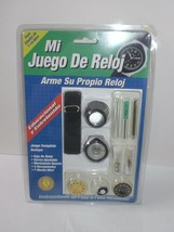 DIY Build It Yourself My Watch Kit Build Set English Espanol Kids Set Lo... - $15.85