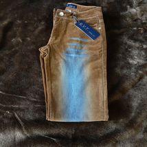 Flocked Denim R.V.T. Jeans Various Sizes New image 4
