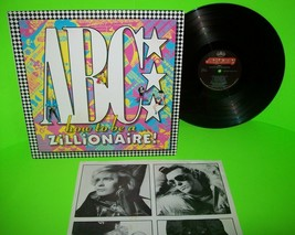 ABC ‎How To Be A Zillionaire Vinyl LP Album Record New Wave Music Synth-... - £9.21 GBP