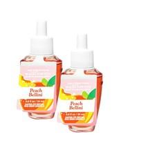 2-Pack Bath & Body Works PEACH BELLINI Home Fragrance Wallflowers Refills - $15.74