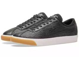 Nuevo Nike Match Clásico Premium Mujer Zapatos de Cuero Negro 896502-002 - $49.45
