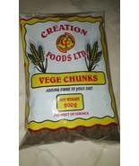 Creation Foods Veggi Chunks 200g - $9.90