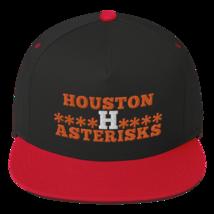 Houston Asterisks Hat / Houston Asterisks Flat Bill Cap image 2