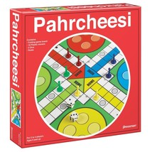 Pressman Toy Parcheesi In Box Classic Board Game Race To Home Ages 6 Up Red - $220,28 MXN