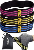 3-Piece Fabric Hip Slingshot Bands - Ideal for Women and Men to Maximize... - $19.79