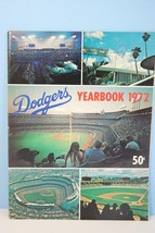 Vintage 1972 Los Angeles Dodgers Official Baseball Yearbook - $9.99