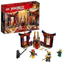LEGO NINJAGO Masters of Spinjitzu Throne Room Showdown 70651 Building Ki... - $25.37