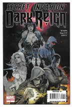 2009 Secret Invasion Dark Reign One Shot Comic 1 from Marvel Comics - $2.97
